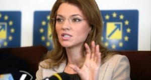 Alina Gorghiu, răspuns neașteptat după ce Ponta a fost audiat la DNA