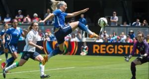 """Americanii au și fotbal """"neamerican"""": Naționala fetelor a câștigat Cupa Mondială"""