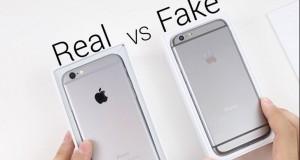 """Raid poliţienesc la o """"fabrică"""" de """"iPhone-uri"""" false, în China"""