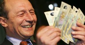 Băsescu ia bani frumoși de la Nana. Recolta îi va livra zeci de mii de euro