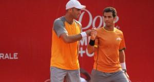 Horia Tecău joacă acum în ultimul act la Wimbledon. Finala de dublu masculin este strânsă