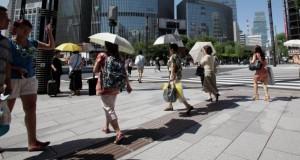 Val de căldură mortal în Japonia: canicula a ucis 32 de persoane într-o săptămână