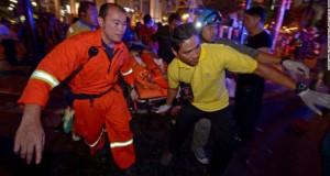"""Atentatul din Bangkok. Autoritățile """"vânează"""" o suspectă. Ce recompensă au pus pe capul ei"""