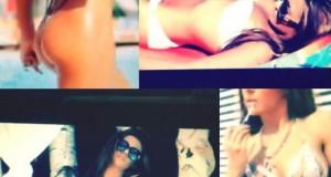 Imagini demne de filme XXX! Larisa Bercea, PERICULOS de sexy! Cum s-a expus fara jena!