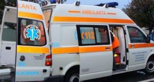 Accident grav în Bacău. Opt persoane au ajuns la spital