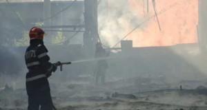 Explozie la un atelier de sudură din Buzău. Trei persoane au murit