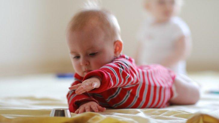 Bebeluş bătut cu brutalitate, ajuns în stare gravă la spital
