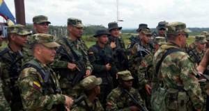 Surpriză de proporţii pentru militarii dintr-o garnizoană a armatei columbiene. Cine i-a vizitat