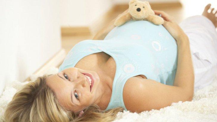 crampe menstruale in prima luna de sarcina