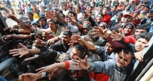 Criza imigranților ilegali în Europa ia amploare. Numărul lor a atins un nou record