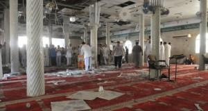 Măcel într-o moschee saudită. 17 membri ai forțelor de securitate uciși într-un atac cu bombă