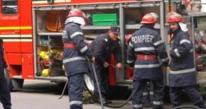 Incendiu de amploare la un hotel din Mamaia. Turiştii, evacuaţi