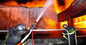 Explozie violentă la un terminal de gaze: zece morţi, 11 răniţi