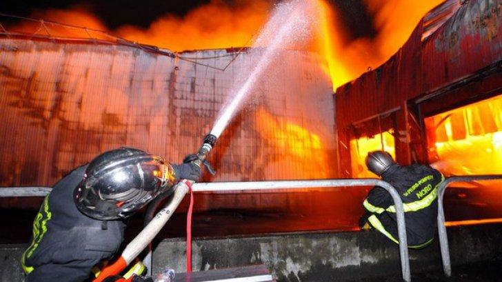 Explozie violentă la un terminal de gaze: zece morţi, 11 răniţi / Foto: Arhiva