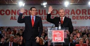 Dragnea, emoţionat: Ponta e prietenul meu, camaradul meu, colegul meu! Am încredere!