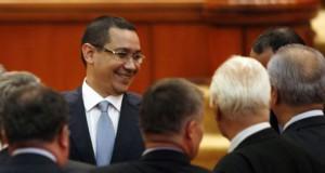 Victor Ponta le-a transmis un mesaj marinarilor militari de Ziua Marinei