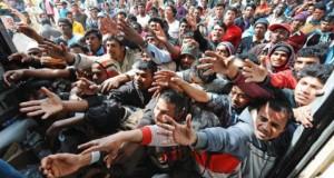 EUROSTAT: Patru din cinci refugiaţi care solicită azil în Europa mint că provin din Siria