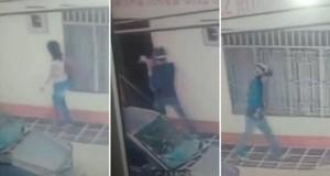 O jurnalistă a fost împuşcată în cap. Imaginile surprinse de camerele de supraveghere