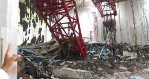 Tragedie la Mecca. Peste 87 de morţi şi 180 de răniţi. O macara s-a prăbuşit peste Moscheea Sfântă