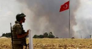 Alertă în Turcia: zece polițiști turci, uciși într-un atac cu bombă