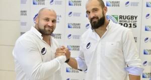 Cupa Mondială de Rugby. Franta – Romania. Ei sunt primii frați români prezenţi la un asemenea nivel