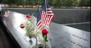 Klaus Iohannis şi soţia sa, gest emoţionant la memorialul atacului terorist din 11 septembrie 2001