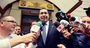 BREAKING NEWS: Victor Ponta, audiat la DNA, pentru a patra oară