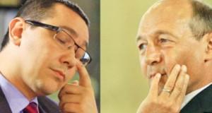 """Traian Băsescu, un nou atac la Ponta: """"S-a limitat să taie panglici"""""""