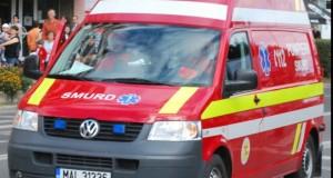 Incendiu izbuncnit la o conductă de gaze. Cei doi răniţi, arsuri la mâini şi faţă