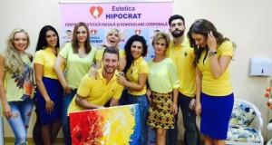 Vedetele din sport și showbiz s-au îmbrăcat în galben pentru Naționala de Fotbal a României.