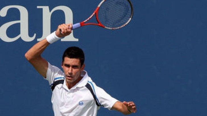 Tenis: Hănescu și Ungur au fost învinși în finala de dublu la Alphen