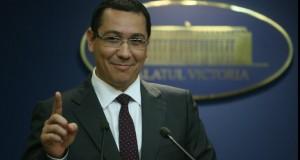 Victor Ponta se află astăzi la Neptun, pentru o întâlnire cu premierul moldovean Streleţ