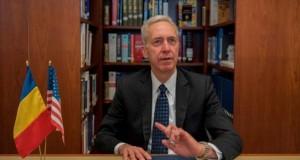 Ambasadorul SUA la București, mesaj ferm pentru șeful DNA: Susţin în totalitate munca doamnei Kovesi