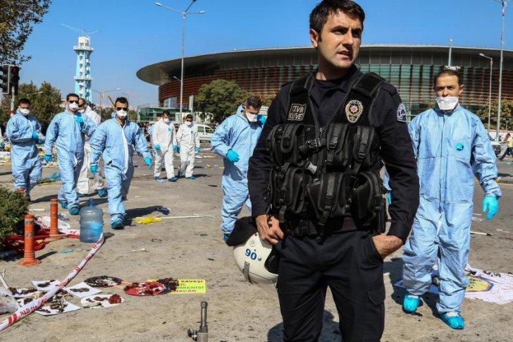 Haosul la Ankara