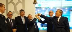 Obligatiunile emise de Banca Internationala de Investitii au debutat la BVB