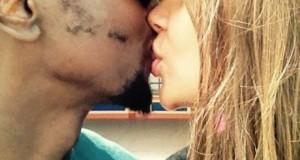 Cu cine s-a combinat Adriana, fosta iubita a lui Speak! Prima imagine cu cei doi sarutandu-se cu pasiune