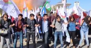 Video şocant: Momentul exploziei din Ankara