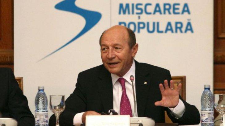 Traian Băsescu, incomod și în propriul partid