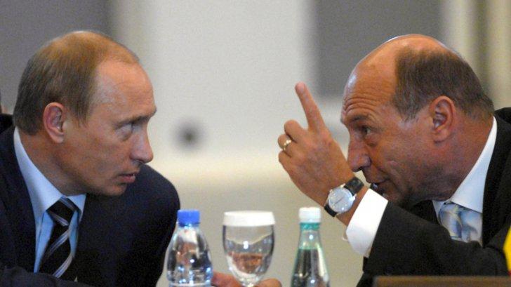 Traian Băsescu nu vrea să audă de cedări succesive în fața Rusiei