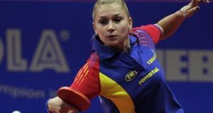 Tenis de masă: Elizabeta Samara joacă duminică pentru medalia de aur la Campionatele Europene