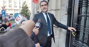 Executorul care a mers la Ministerul Sănătăţii să pună sechestru, plasat în arest la domiciliu