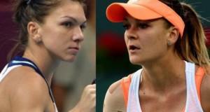 Simona Halep. Când va juca sportiva noastră împotriva lui Radwanska la Turneul Campioanelor