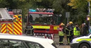 Zece morţi, după un incendiu dintr-un parc de rulote irlandez. Printre victime, un bebeluş