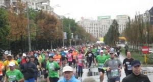 Străzi închise în Capitală, autobuze şi tramvaie deviate pentru Maratonul Internaţional Bucureşti