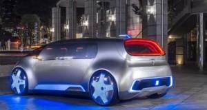 Tokyo Motor Show. Mercedes a prezentat modelul electric care se conduce singur