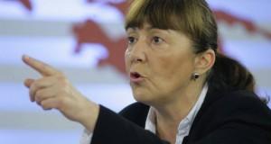 Monica Macovei, mesaj dur către preşedintele CE: Nu vom permite să reintrăm sub influenţa Rusiei
