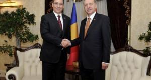 Ponta: Turcia, principalul partener din afara UE al României. Buna colaborare politică e esențială