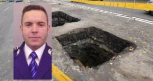 Poliţistul Bogdan Gigină a făcut parte din trei coloane oficiale în ziua accidentului
