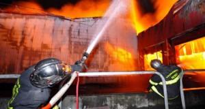 Incendiu la o biserică Martorii lui Iehova. Focul a fost pus intenționat