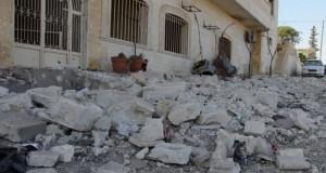 Raidurile Rusiei în Siria au afectat cinci spitale